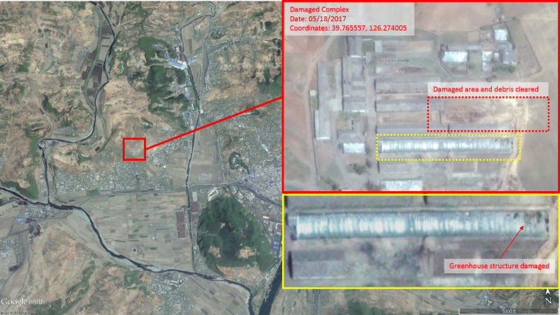 North Korea Accidentally Hit Own City With Missile Test thediplomat image4 1 790x445