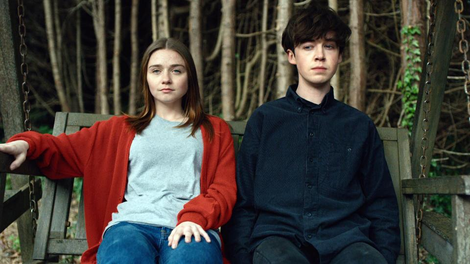 UNILAD Talks To The End Of The F***ing World Star Jessica Barden About The Shows Incredible Success theendofthefckingworld