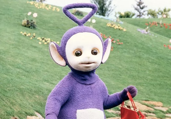Dad Of Three Who Played Tinky Winky Dead Aged 52 tinkywinky1