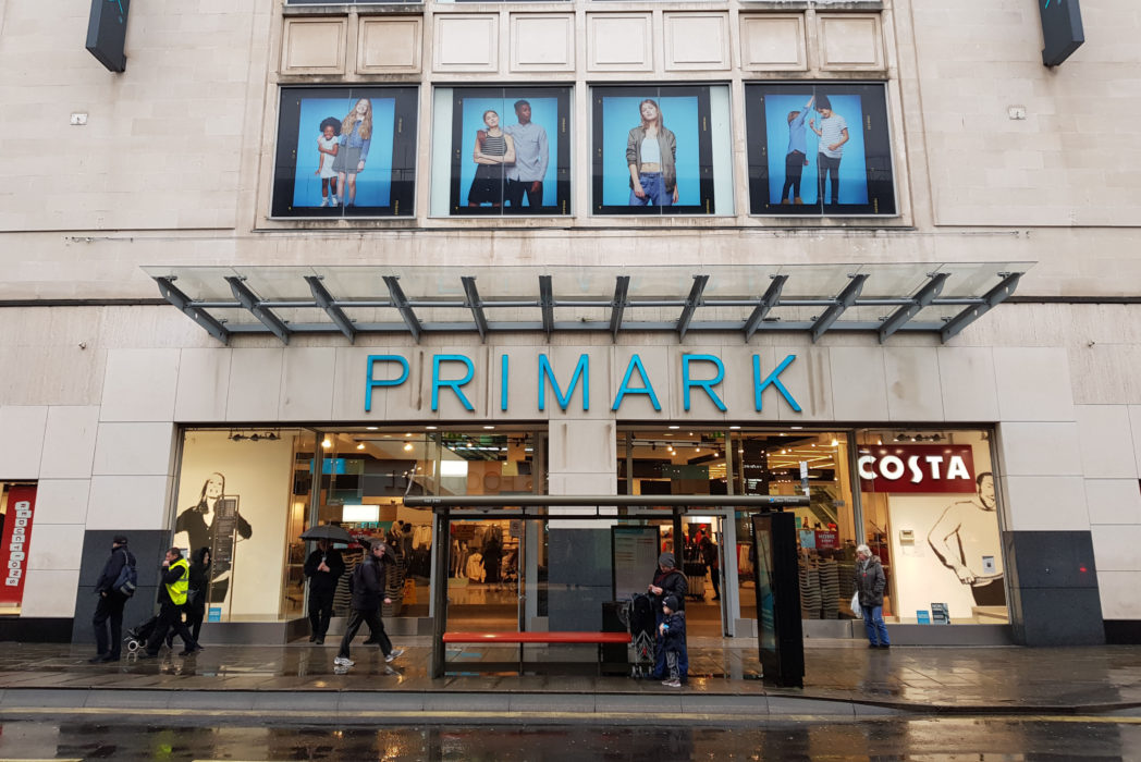 Primark Slammed For Selling Sick Hotpants For Newborn Babies totpants primar 89891 1048x700
