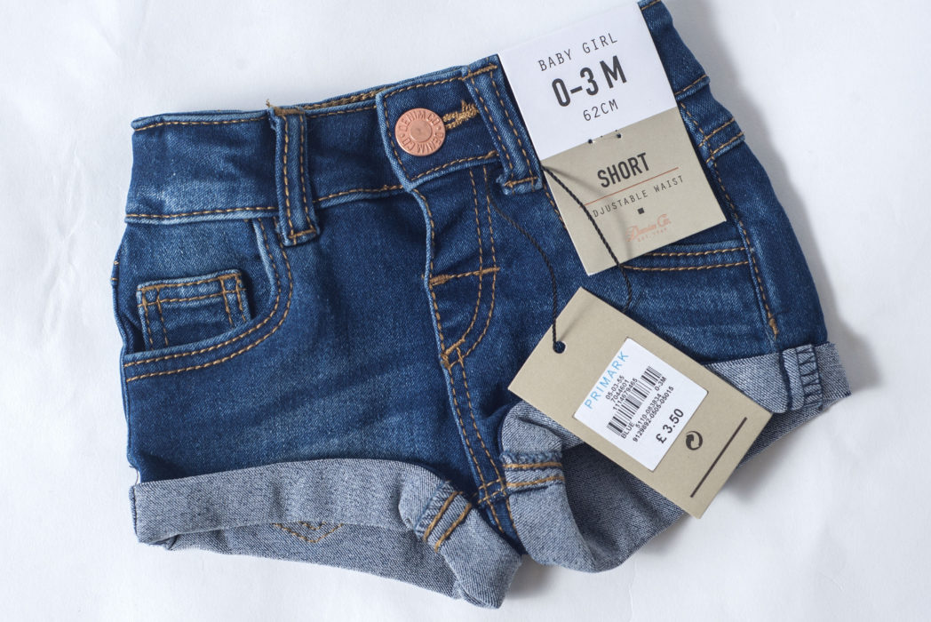 Primark Slammed For Selling Sick Hotpants For Newborn Babies totpants primar 89898 1048x700
