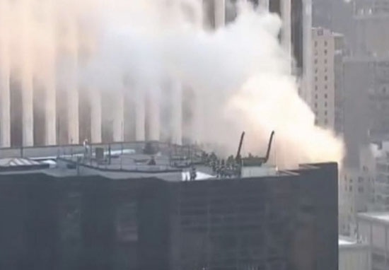 Cause of Trump Tower Fire Revealed By Authorities trump tower fire 1