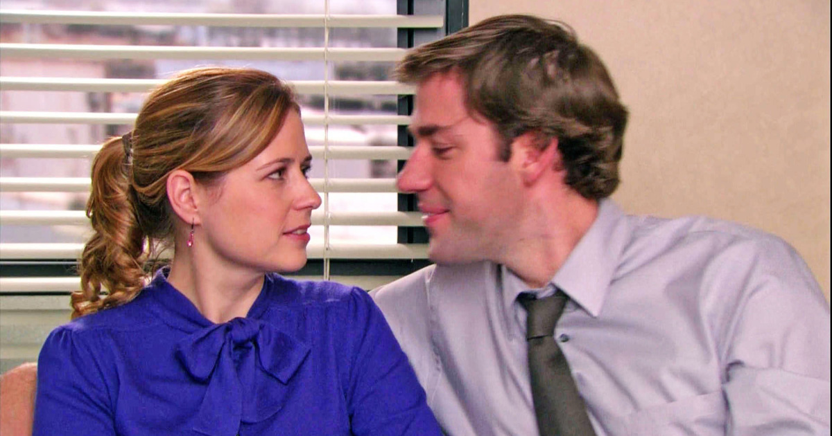 Jim And Pam Both Keen For The Office Reboot 14 jimpamlove.w1200.h630