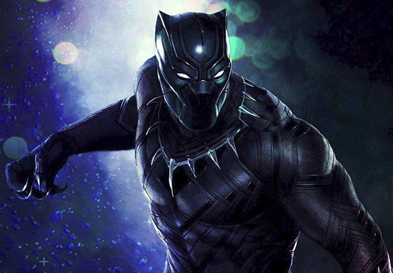 Black Panther Becomes First Marvel Movie To Get TIME Magazine Cover BLACK PANTHER WEB