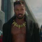 Killmonger Is The Best Superhero Villain Since Heath Ledger's Joker