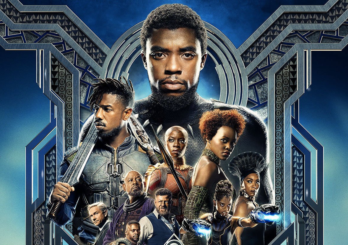 Black Panther Is The MCUs Most Socially Aware Film To Date Black Panther promo poster