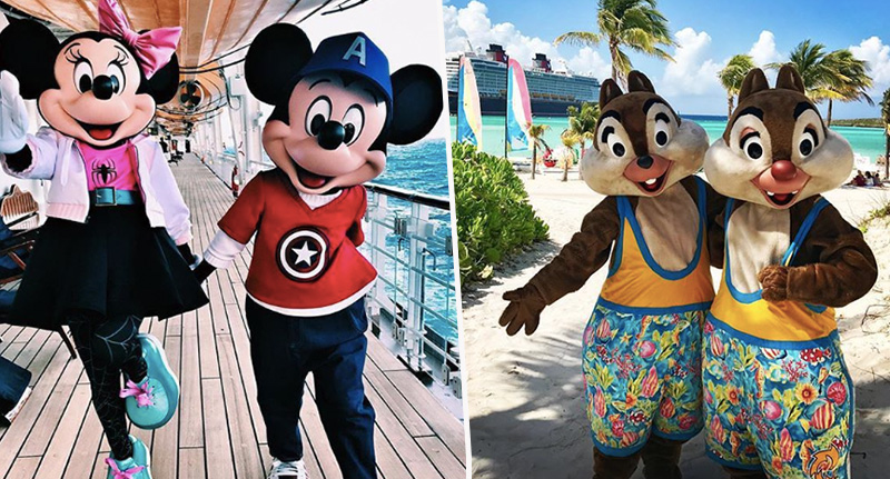 Disney Need Staff For Their Luxury Cruise Liners