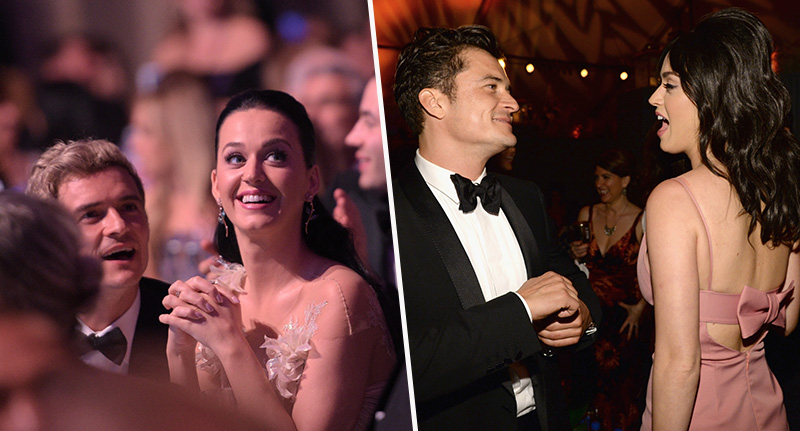 Katy Perry And Orlando Bloom Are 'Back Together Again'