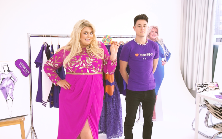 TOWIEs Gemma Collins Launches Clothing Range GC
