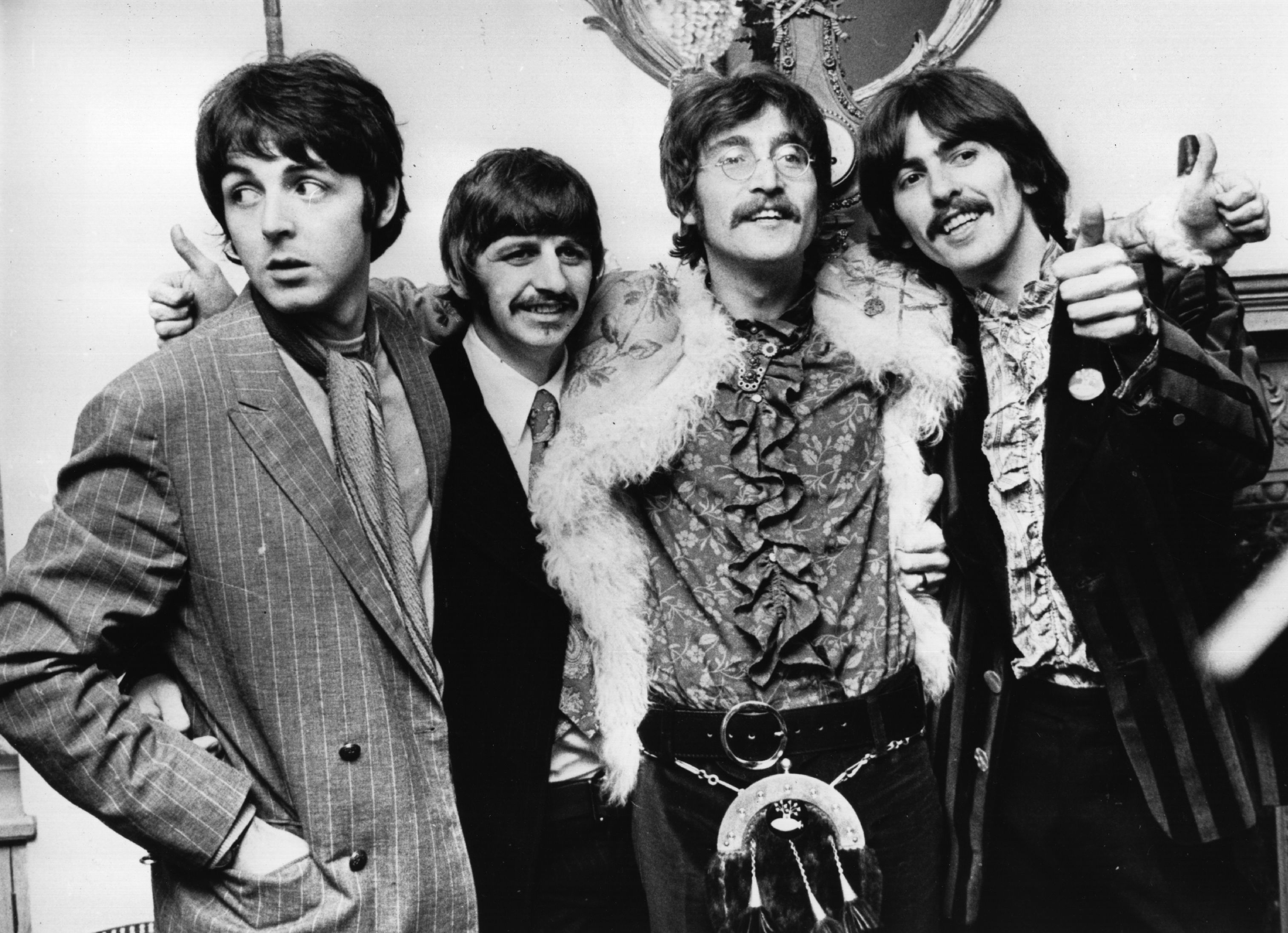 New Evidence Reveals How Drugs Influenced The Beatles Music GettyImages 3297187