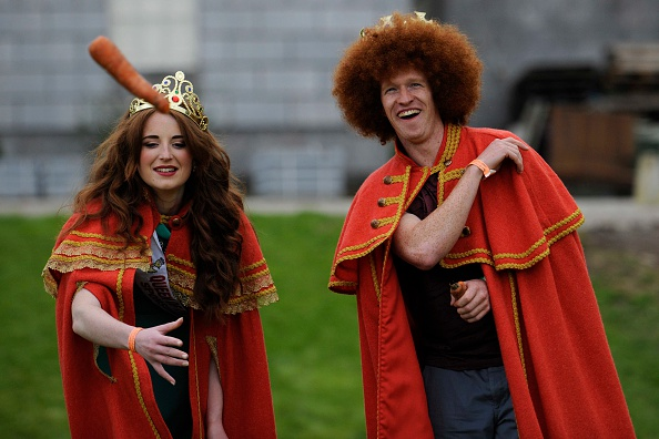Being Ginger Can Have A Severe Effect On Mental Health GettyImages 485008544