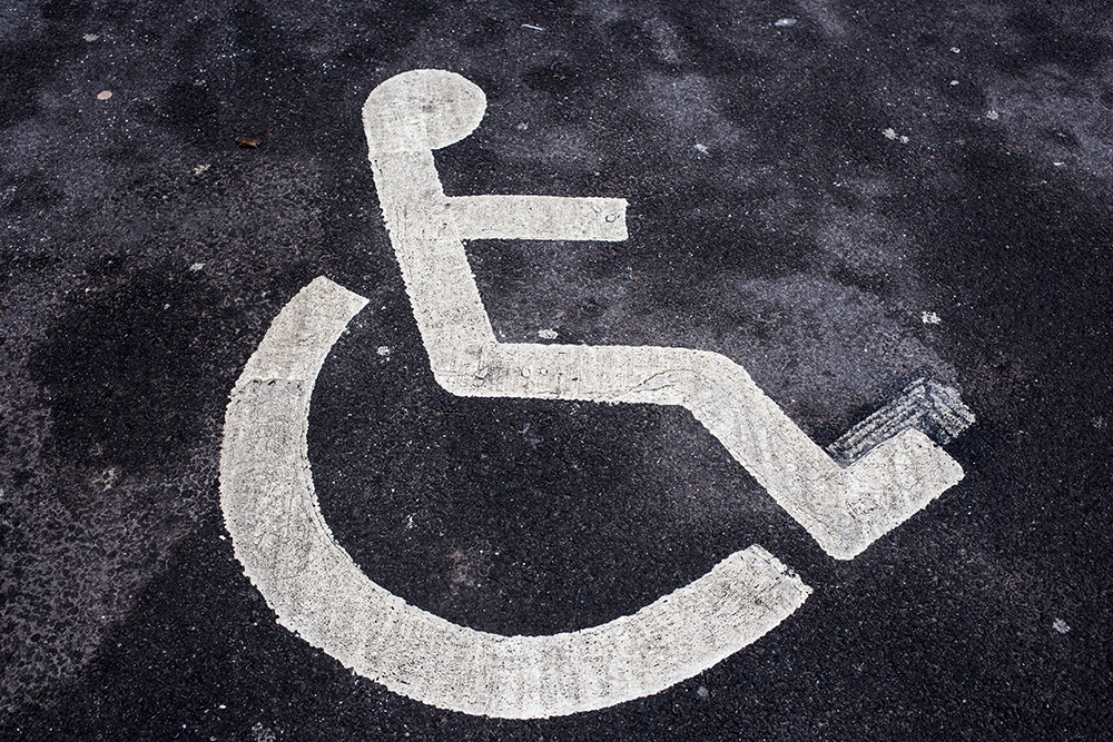 Landlords Incredible Response To Parents Asking To Bring Disabled Son To Pub GettyImages 536206212 disabled bay