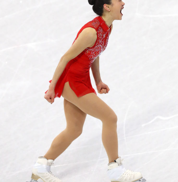Figure Skater Mirai Nagasu Becomes First Ever US Woman To Land Triple Axel GettyImages 917127578 683x700