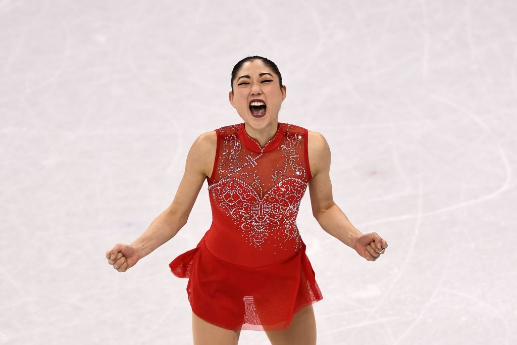 Figure Skater Mirai Nagasu Becomes First Ever US Woman To Land Triple Axel GettyImages 917173004 1