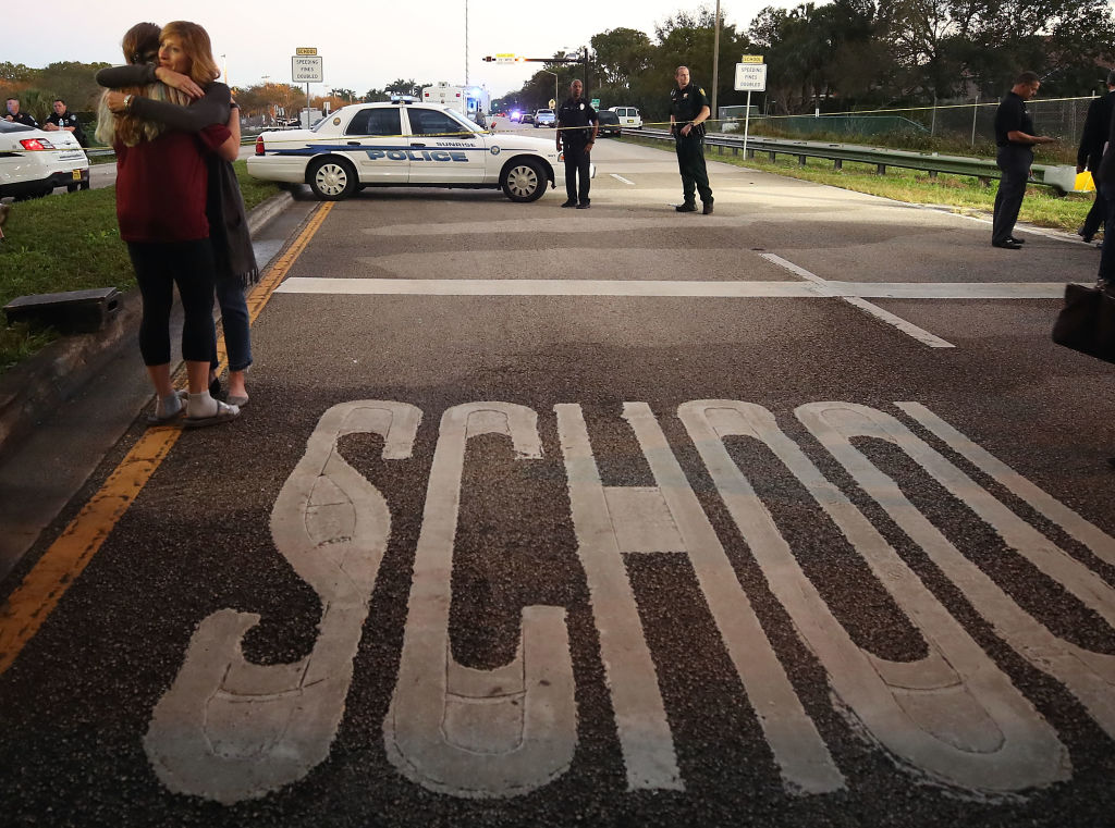 Parkland shooting Florida