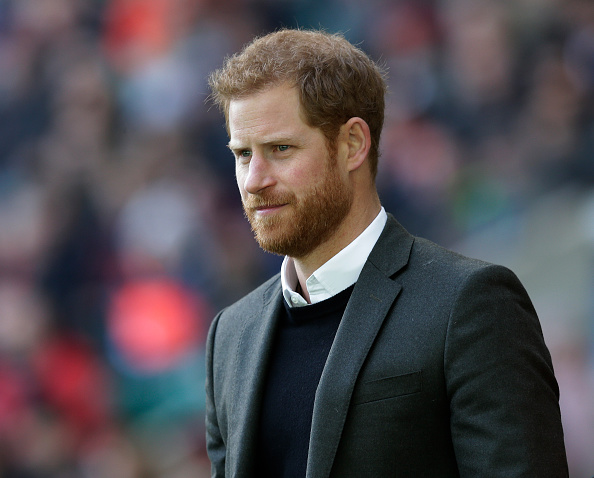 Prince Harry Biography Education Wife Age Last Name Net Worth