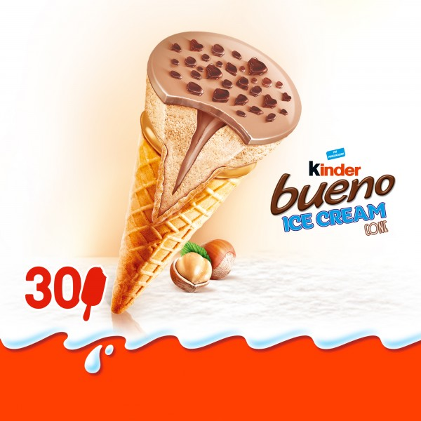 Kinder Bueno Ice Cream Is Now A Thing KINDER 2