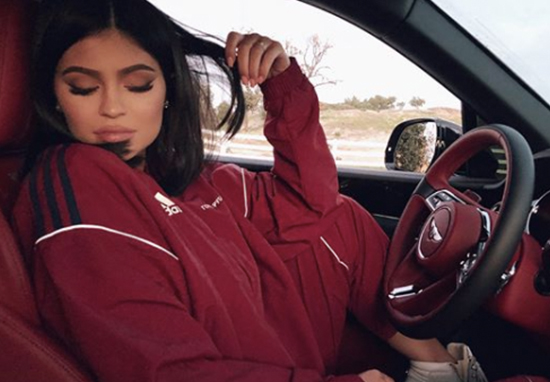People Donate To Kylie Jenner To Make Her Worlds Youngest Female Billionaire Kylie Car A