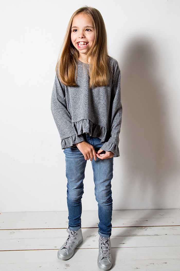 Smiling Six Year Old With Downs Syndrome Chosen For River Island Campaign Lois 1 3resize