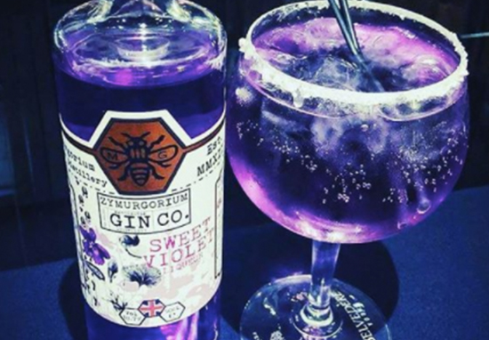 Parma Violet Flavoured Gin Might Be The Perfect Drink Parma Violet Gin A