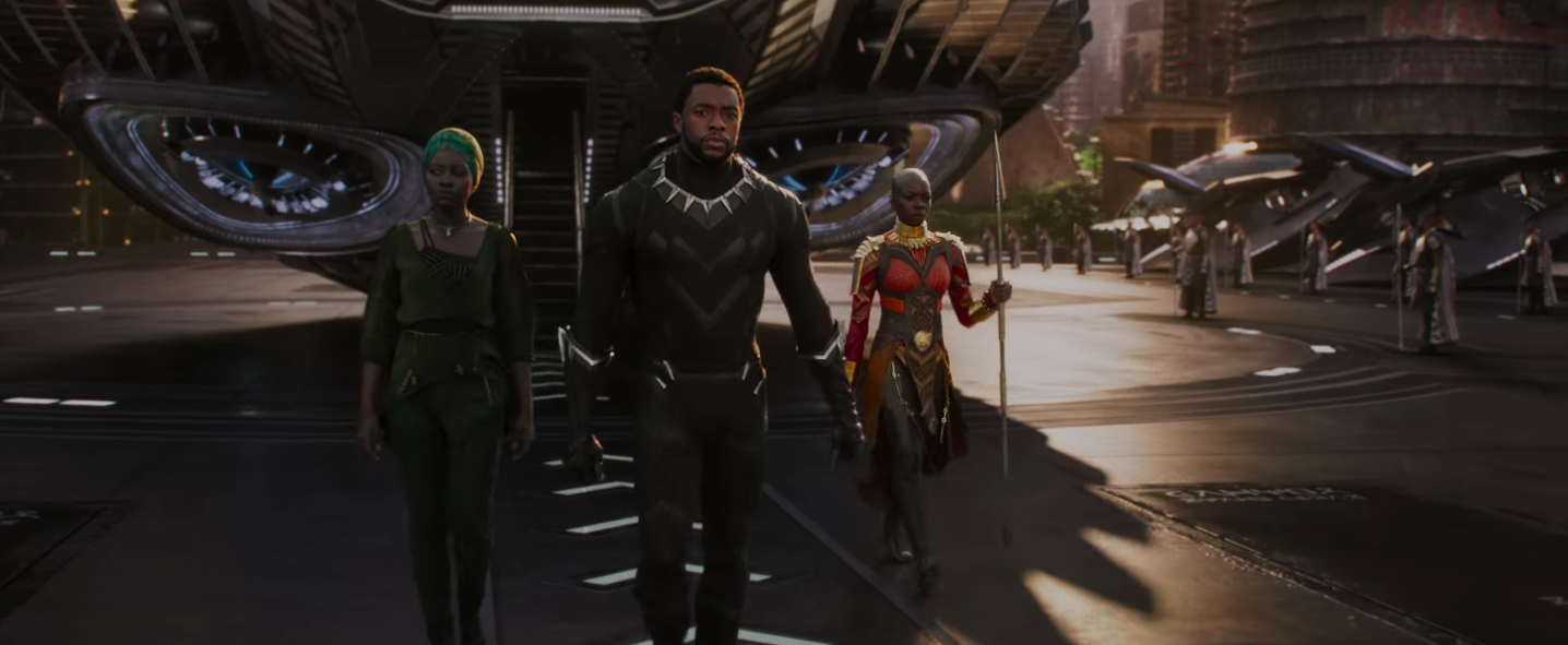 Black Panther Is The MCUs Most Socially Aware Film To Date Screen Shot 2018 02 13 at 16.06.31