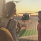 Uber Announces Flying Taxis Starting In Next Five Years