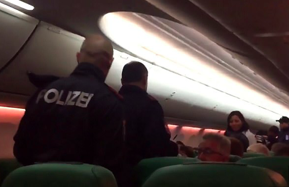 Passengers Have Fist Fight Because One Wouldn't Stop Farting