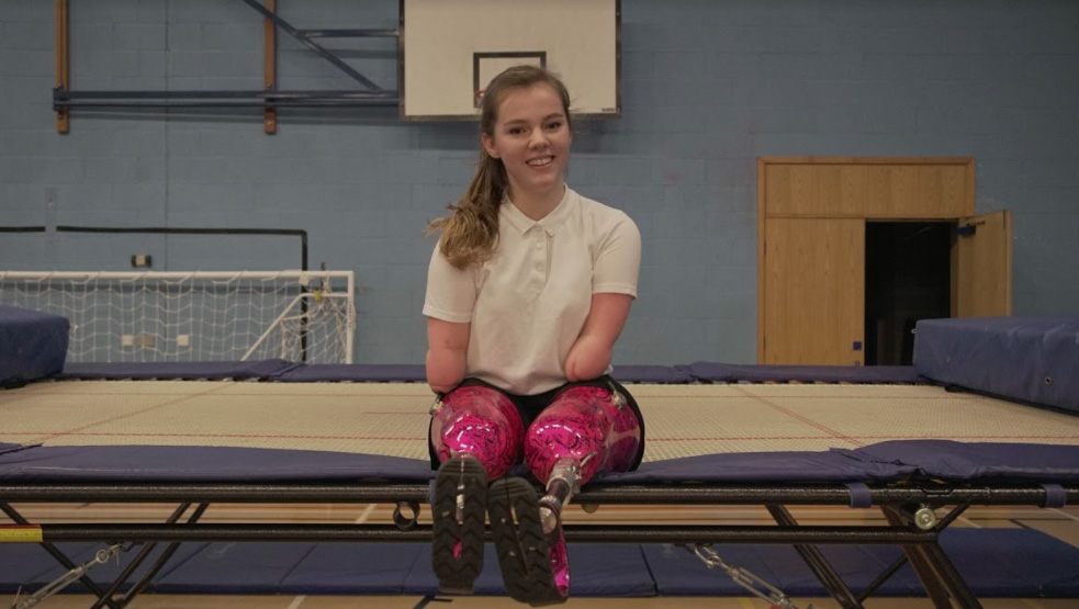 Teenage Quadruple Amputee Trampolinist Shows How To Bounce Back From Tragedy Trampoline3