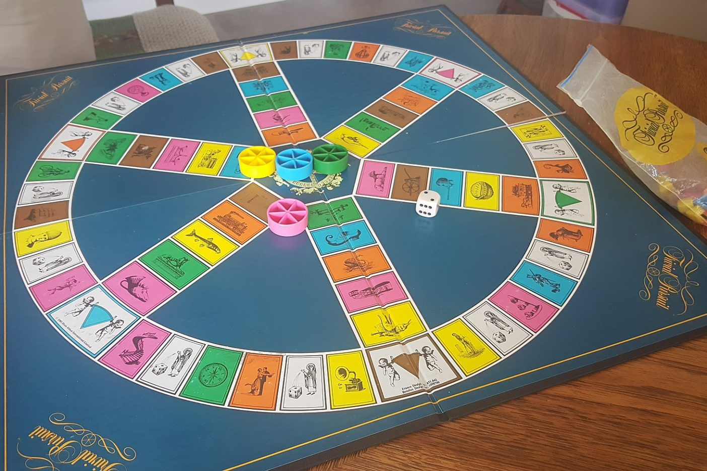 Forgetful People Have Superior Intelligence, Study Finds Trivial Pursuit 1404x936