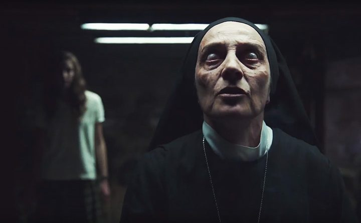 New Netflix Horror Film Is So Terrifying People Are Having To Turn