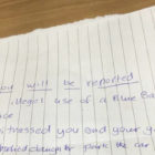 Sick Note Left On Disabled Woman's Car Proves We Should Never Make Assumptions