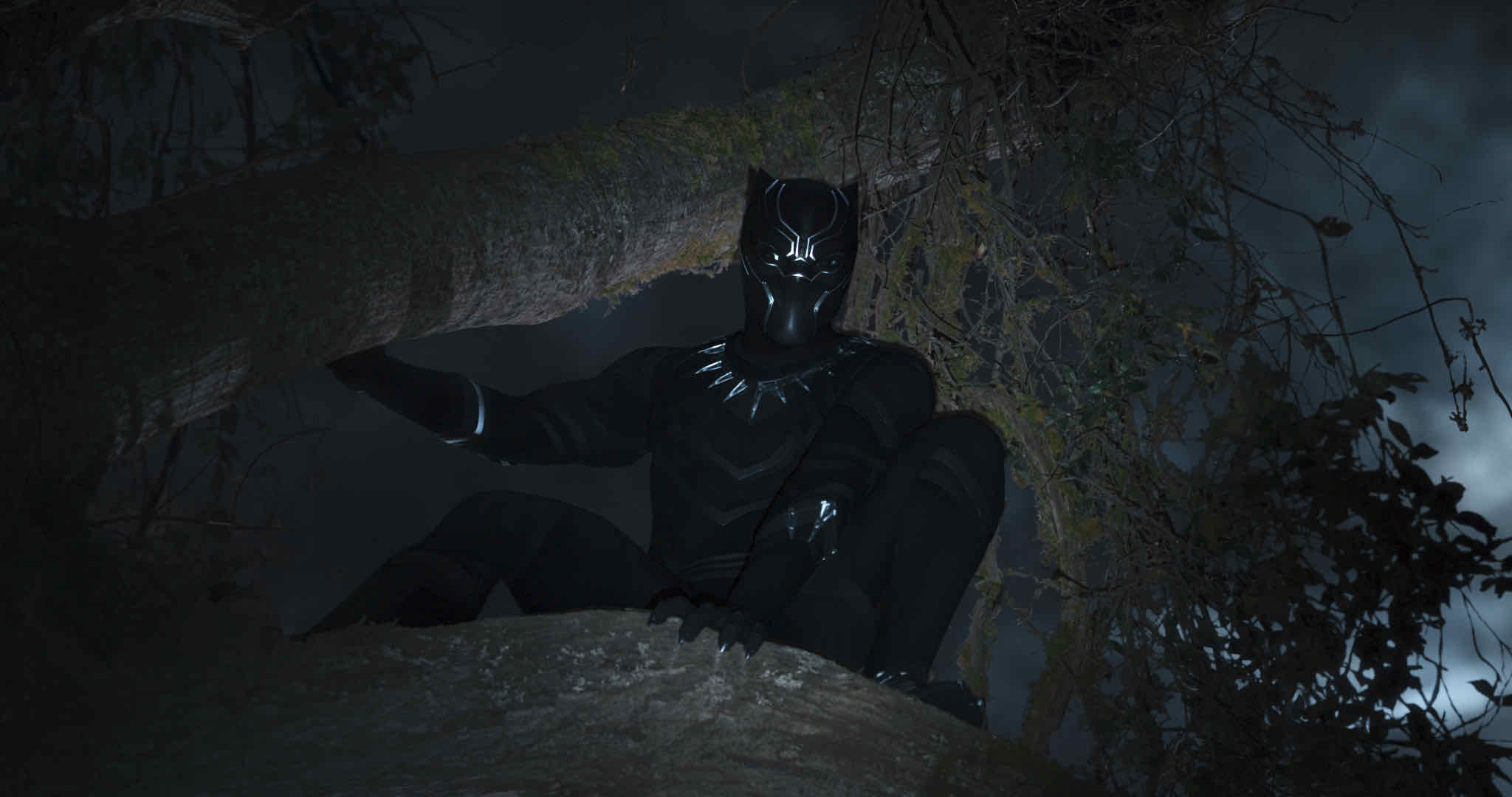 Black Panther Becomes First Marvel Movie To Get TIME Magazine Cover blackpantherfinal  1
