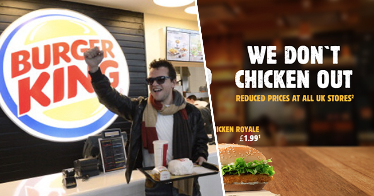 Burger King Are Doing Nine Nuggets For 99p For Next Two Weeks