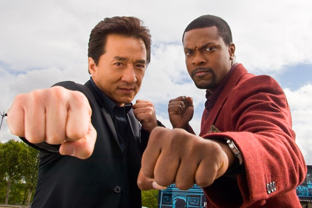 John Cena And Jackie Chan To Star In Huge Action Movie Together chris tucker confirms rush hour 4 001