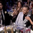 Este Haim Messing Around Behind Cheryl And Liam Payne Won The Brits