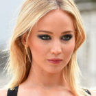 Jennifer Lawrence Posing Next To Co-Stars In 'Revealing Dress' Divides Fans