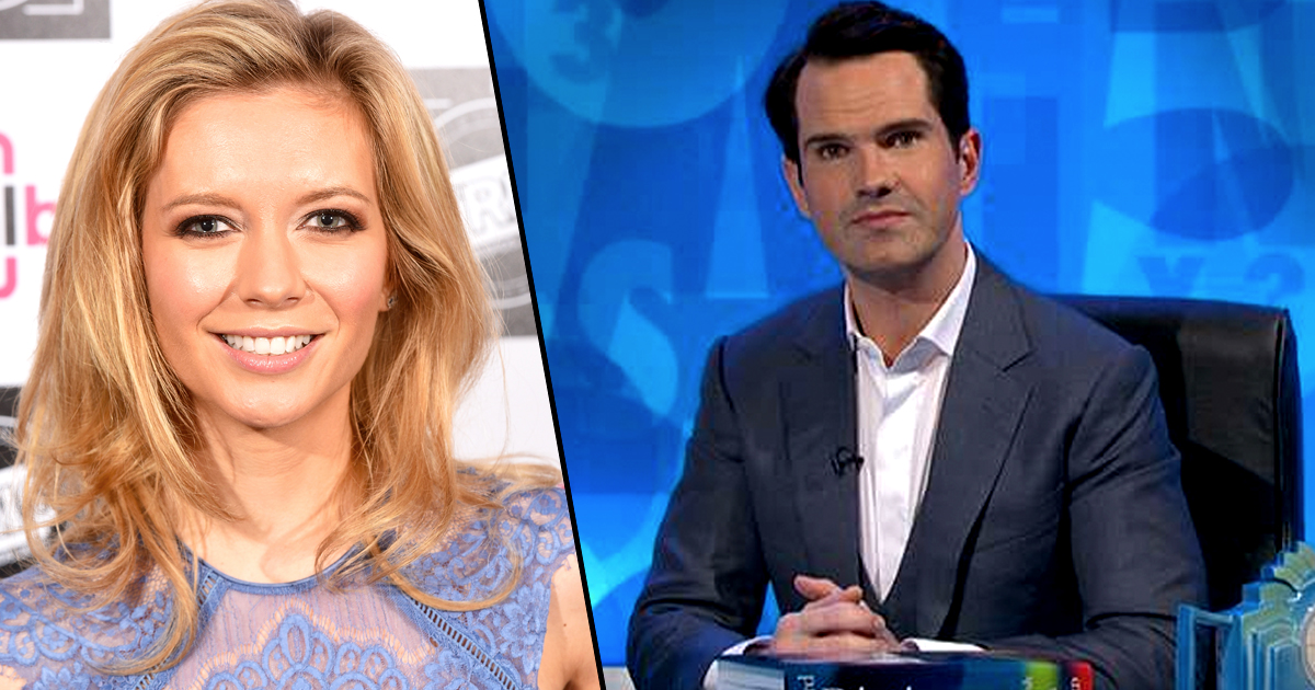 Rachel Riley Describes All Night Hot Tub Parties With Jimmy Carr Unilad