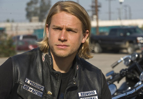 Jax Teller in Sons of Anarchy