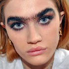 Model Who Refuses To Shave Unibrow Divides Opinion