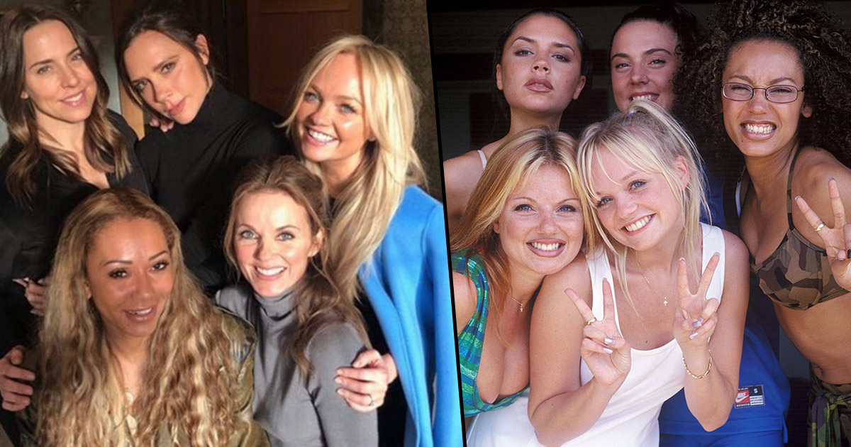 21bf89e4821 Fans Think They ve Spotted Class A Drugs In Spice Girls Reunion Photo