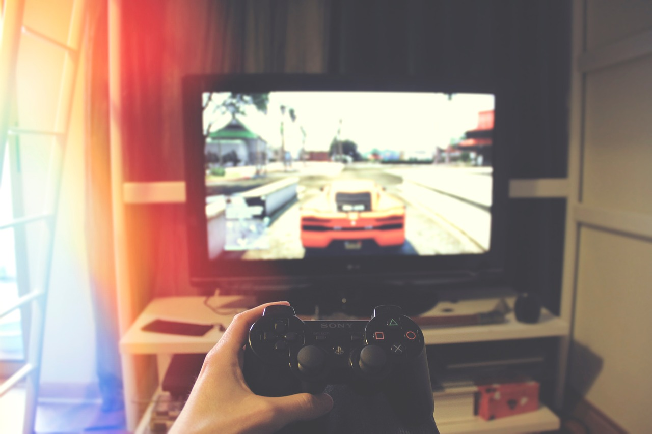Video Games Are Key Strategy In Fighting Stress tv 2567207 1280