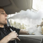 People Caught Vaping While Driving Could Lose Their License