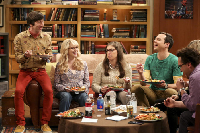 Last ever The Big Bang Theory.