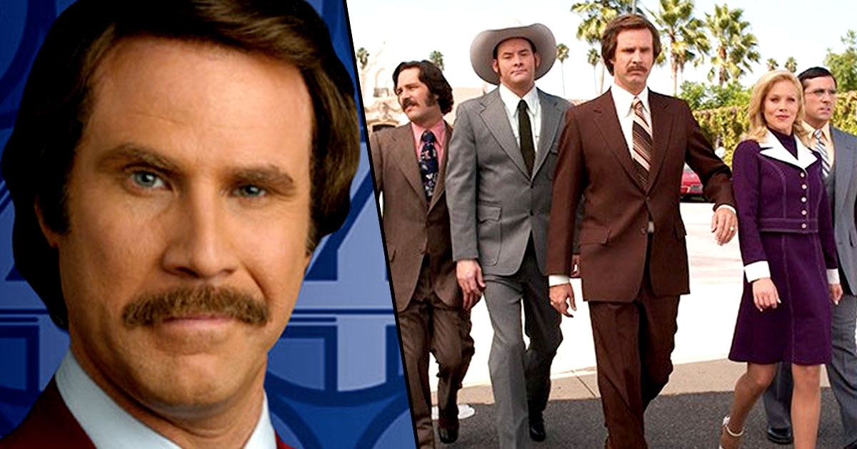 Anchorman 3 Plot Has Been Formulated According To Director 1saa