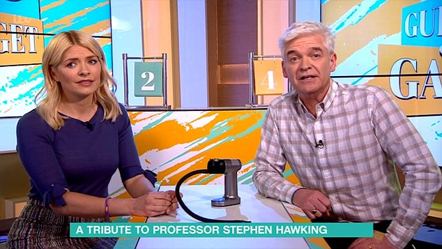 This Morning Play All About That Bass Over Stephen Hawking Tribute 4A2F29C500000578 5499879 image a 93 1521032973607