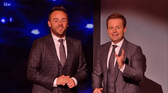 ITV Loses £1.2bn After Ant McPartlins Troubles Britain s Got Talent semi final 2017 Ant and Dec stop the show 952931