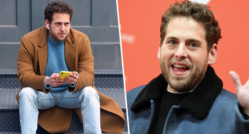 7d65e26e42c Jonah Hill s Gets New Tattoo Because He s So Proud Of His Famous Sister