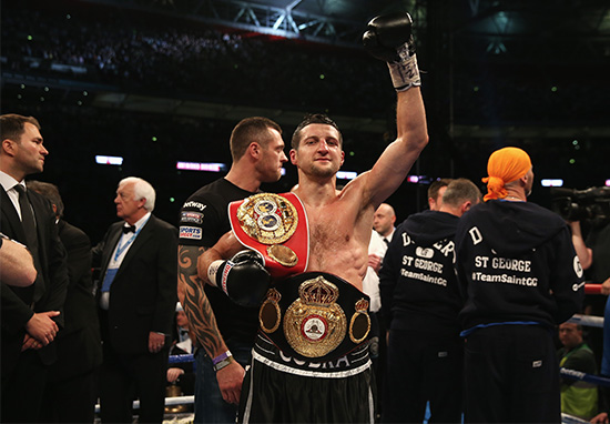 Carl Froch Biography, Boxing Record, Retirement, Wife, Background and Net Worth Froch1