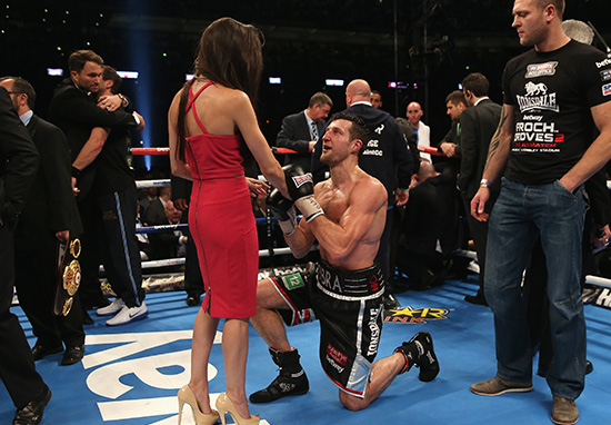 Carl Froch Biography, Boxing Record, Retirement, Wife, Background and Net Worth FrochProposal