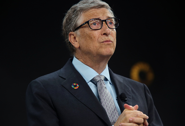 Bill Gates Makes Terrifying Prediction For The Future GettyImages 850254782